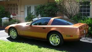 chris brown corvette corvettes on craigslist copper metallic 1994 corvette coupe
