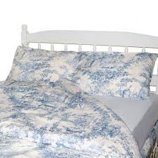 Black And White Toile Duvet Cover Fresh Toile Bedding And Curtains 25542