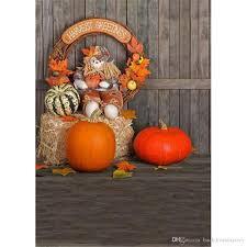 halloween photography props 2017 halloween theme pumpkins photography backdrop vinyl wooden