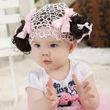 baby girl hair bands sweety baby flaxen bow hair band band