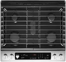 Slide In Gas Cooktop Maytag Mgs8800fz 30 Inch Slide In Gas Range With Sealed Burner