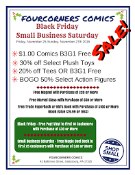 hours and best sale of the year fourcorners comics