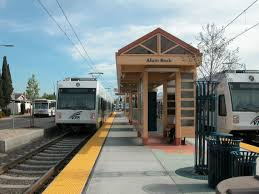 where can i get alum alum rock transit center