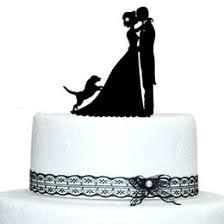 dog wedding cake toppers nz buy new dog wedding cake toppers