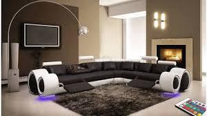 canapé d angle en cuir design canapé d angle design blanc tout confort
