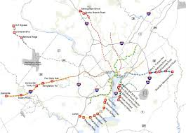 washington dc metro map national harbor metro planners contemplate system s second generation greater