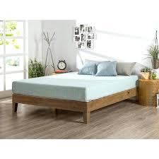Nomad Bed Frame Solid Platform Bed Elkar Club