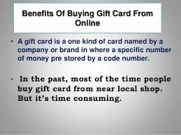 buying gift cards online benefits of buying itunes gift card from online