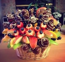fruit arrangements diy diy fruit bouquet that ll grab everyone s attention on the table