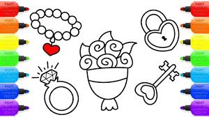 hello kitty coloring pages how to draw hello kitty youtube