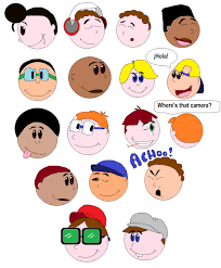 backyard sports league u0027s kids by marlon94 on deviantart