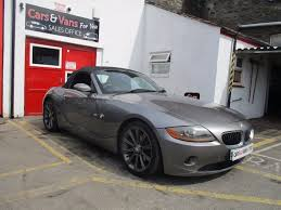 2004 bmw z4 2 2 i se roadster 2dr full service history in