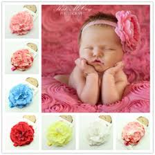 big flower headbands big flower headbands for babies australia new featured big