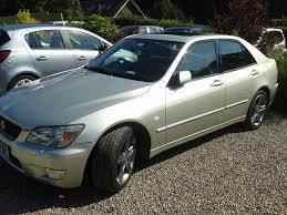 lexus fife used cars lexus is 200 silver pristine example in leven fife gumtree