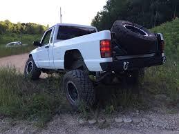 jeep comanche lifted chelsea u0027s comanche clayton offroad