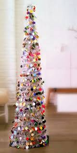 pop up tree pop up tinsel christmas tree christmas lights decoration