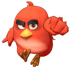 mmd angry birds red fire model 1 0 dl 495557939 deviantart