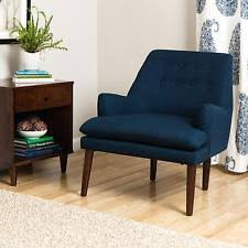 Blue Accent Arm Chair Accent Chairs Ebay