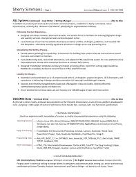 Sample Resume For Java J2ee Developer by Resume Writing Template Academic Resume Template For High