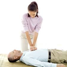 cpr practice questions healthy living