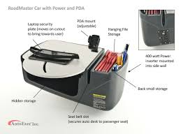 Auto Laptop Desk by Automotive Desks By Auto Execs