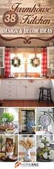 Small Country Kitchen Decorating Ideas by Best 20 Farmhouse Kitchens Ideas On Pinterest White Farmhouse