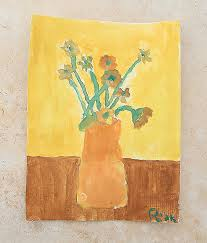 watercolor painting birthday card creative jewish mom