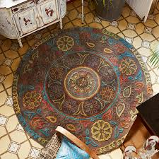 Round Wool Rugs Uk by This Rug Has An Incredibly Calming Effect On The Senses Thanks To