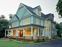 farmhouse building plans new home built in farmhouse style kensington md designed the of a