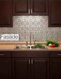 Best Tin Tile Backsplash Ideas On Pinterest Ceiling Tiles - Metal backsplash