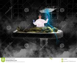 halloween lab halloween mad scientist frankenstein monster stock photo image