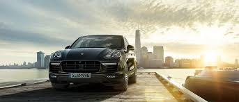Porsche Cayenne Turbo - push the limits with the 2017 porsche cayenne turbo