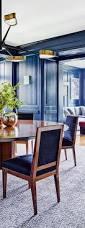dramatic blue dining room interior designer mark cunningham
