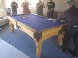 delightful artisan designs pool table garages make great gamerooms