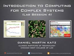 intro to complex systems models u0026 methods computational legal