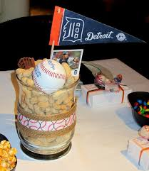 baseball baby shower ideas excellent baseball themed baby shower centerpieces 66 for your