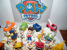 amazon nickelodeon paw patrol figure 12 deluxe mini