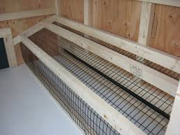 Chicken Coop Floor Options by Cleaning Chicken Coop Easy Clean Chicken Coop Horizon Structures
