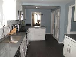ikea adel white cabinets caesarstone countertops in raven white