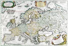 Old Map Of Europe by Antique Maps Of The Worldmap Of Europevincenzo Coronellic 1690