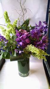 orchid flower arrangements purple orchid bright flowers orchid arrangements vases