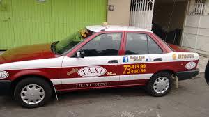 nissan tsuru taxi detienen a sujeto cuando intentaba robar taxi ágorahuatusco
