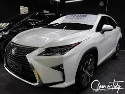 jual lexus rx200t portfolio lexus rx200t coating with gyeon durabead