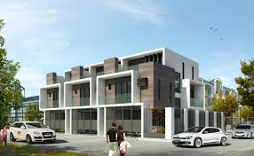 Townhouse Design Banawe Townhouse Dsfn Architects
