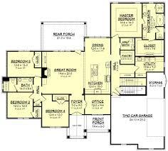 4 Bedroom Floor Plans With Basement by Coronado House Plan U2013 House Plan Zone