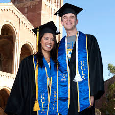cap and gown order ucla store graduation etc