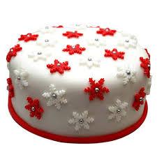 fondant cake buy filled christmas fondant cake online gift filled