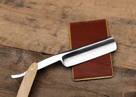 Old Fashioned Shave Kit Personalized Handmade Straight Razor Cigar Box Shave Kit