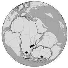 Map Of The Stars Dinosaur Predecessors Gain Ground In Wake Of World U0027s Biggest