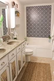 galley bathroom designs bathroom how to install driftwood frame your builder basic